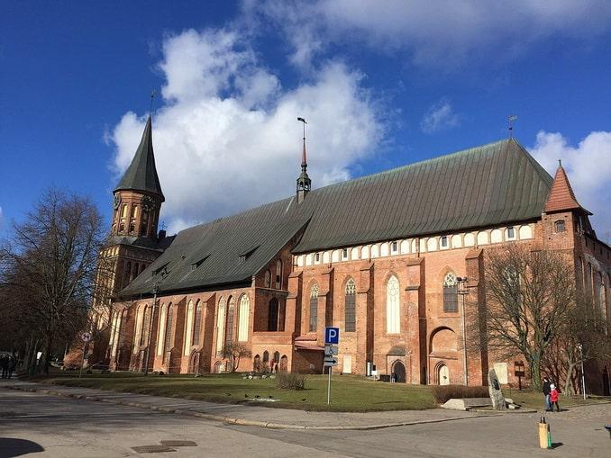 Калининград, кафедральный собор