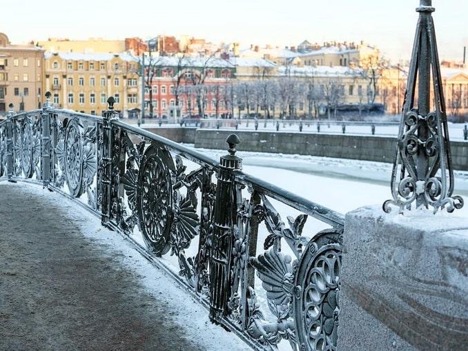 Санкт-Петербург, Россия, зима