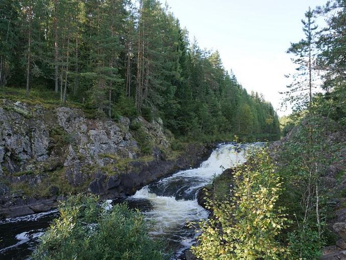Водопад Кивач хочет увидеть в Карелии каждый первый