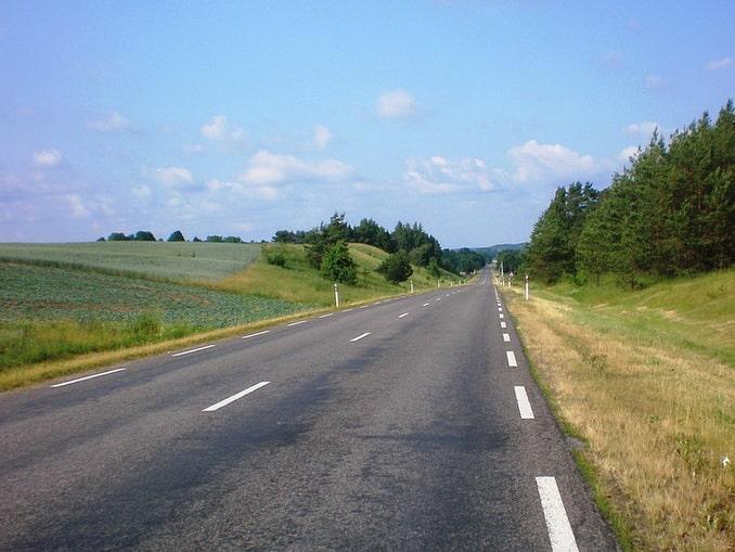 Дорога в Калининград, Литва