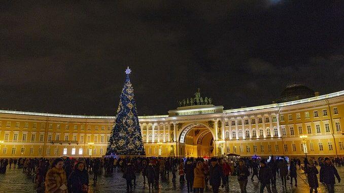 В Санкт-Петербург в январе хочет поехать каждый