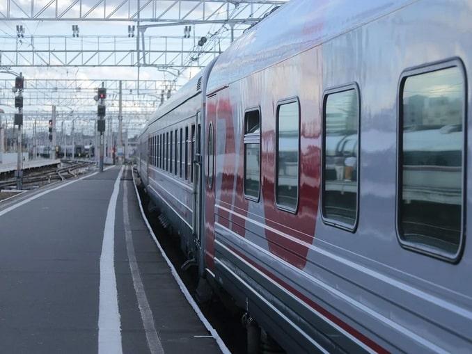 Поезд из Москвы в Ярославль