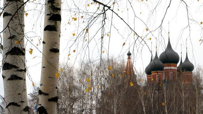 Старинный Ярославль - как добраться из Москвы