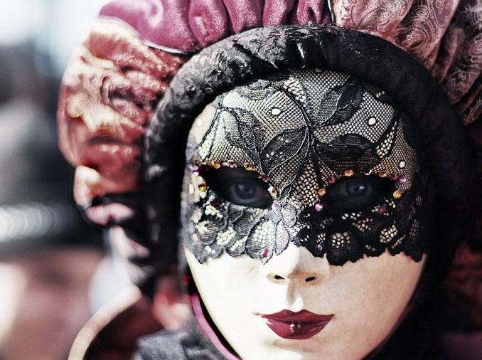 Карнавальная маска, Венеция