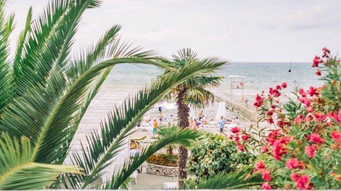 Лето в Сочи - на лучшем курорте Краснодарского края