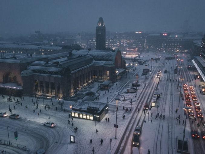 Хельсинки зимой - как прокатывать финскую визу