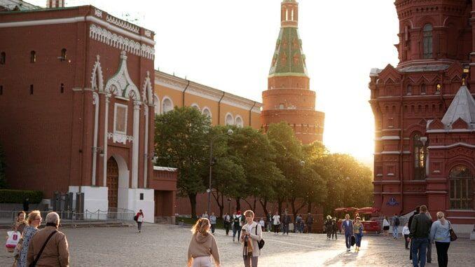 Москва - что посмотреть?