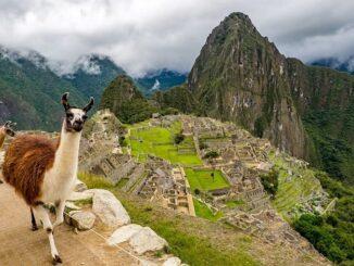 Мачу-Пикчу - главная достопримечательность Южной Америки