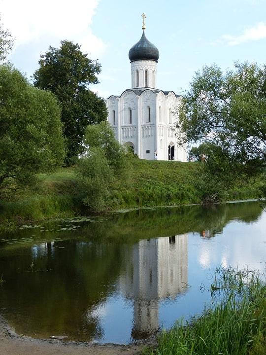 Церковь Покрова-на-Нерли под Суздалем
