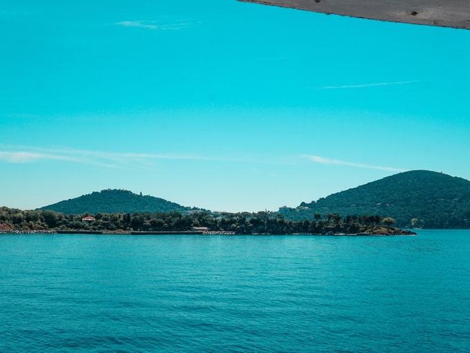 На Принцевы острова из Стамбула ездят на выходные