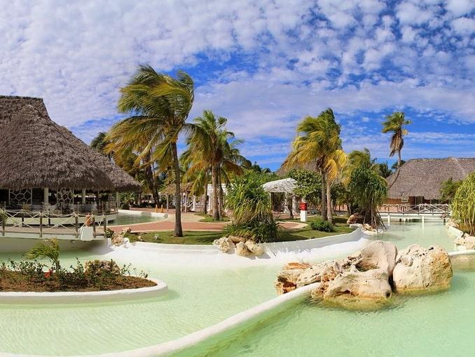 Отель на Кубе, апрель