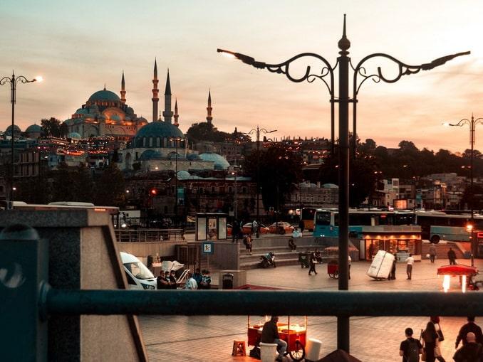 Район Фатих в Стамбуле -вот где лучше всего останавливаться!