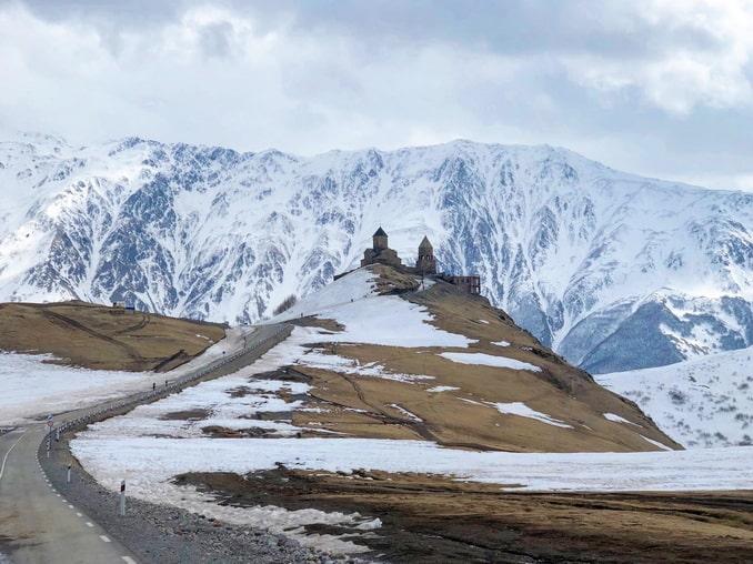 Дорога в Турцию - на машине через Грузию