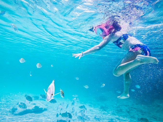Подводное плавание на Кубе