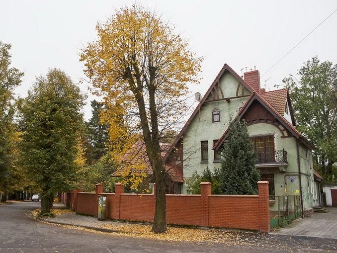 Вилла Штайнкопф в Амалиенау, фото Merilinka