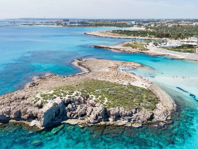 Нисси-Бич - Кипр в июле