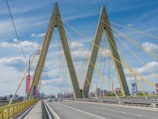 Мост - как добраться в Казань на машине из Москвы