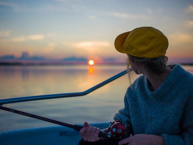 Рыбалка в Карелии в России летом - хороший отдых
