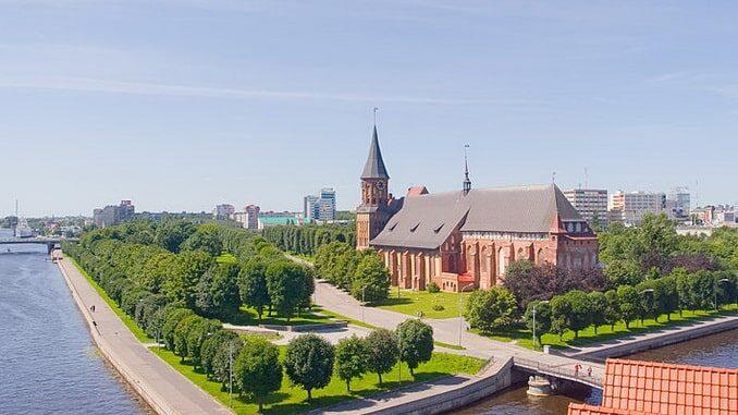 В Калининград стоит ехать на отдых в июле, фото Gumerov Ildar / Wikimedia Common
