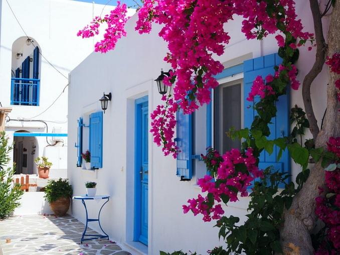 Антипарос - визу в Грецию в 2021 году можно оформить!