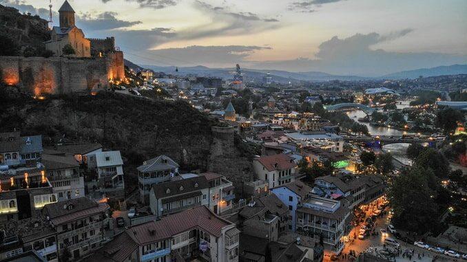 Тбилиси в Грузии - как добраться из Москвы?