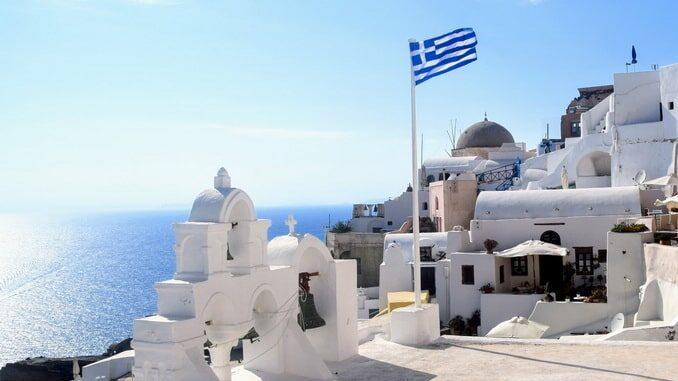 Греция - как получить туристическую визу в Москве?