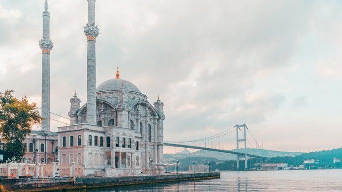 Ортакёй - в Стамбул в октябре стоит ехать