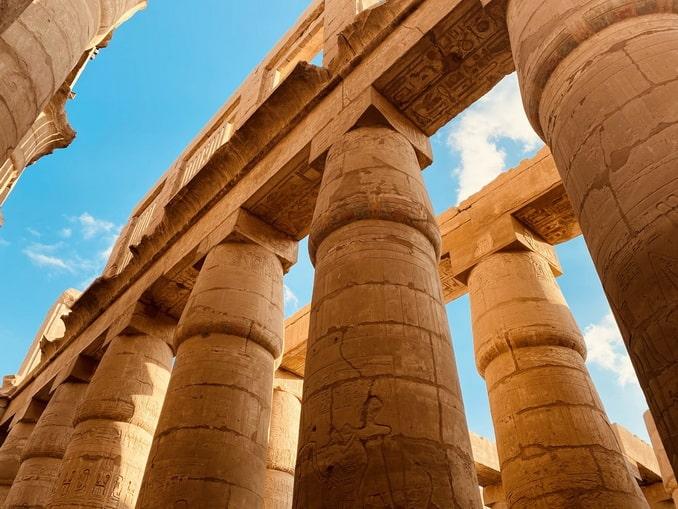 Карнак в Египте стоит осмотреть в октябре