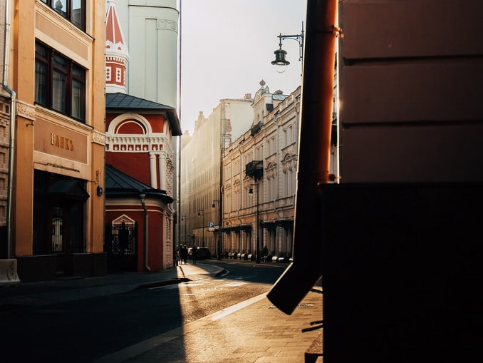 В Москву стоит съездить в августе