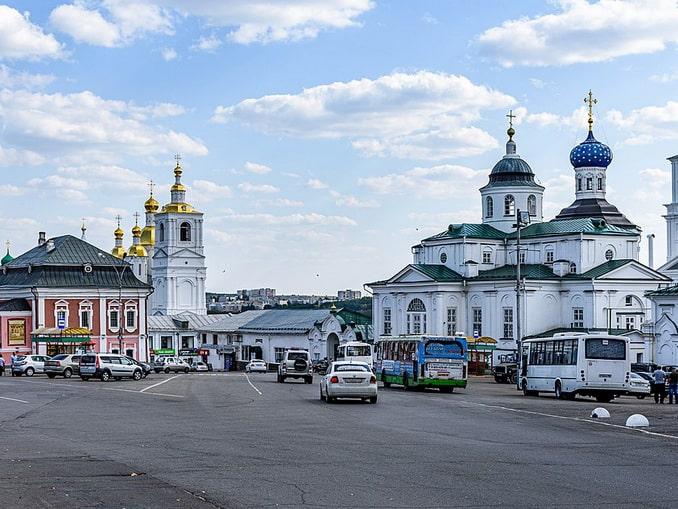 Арзамас - сюда стоит поехать из Нижнего Новгорода, фото Lcsschiller / Wikimedia Commons