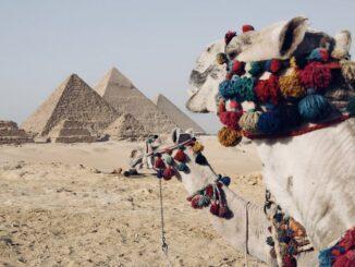 Великие пирамиды в Гизе - главные достопримечательности Египта