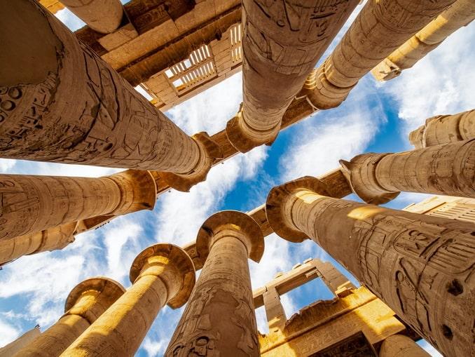 Карнакский храм в Египте стоит осмотреть