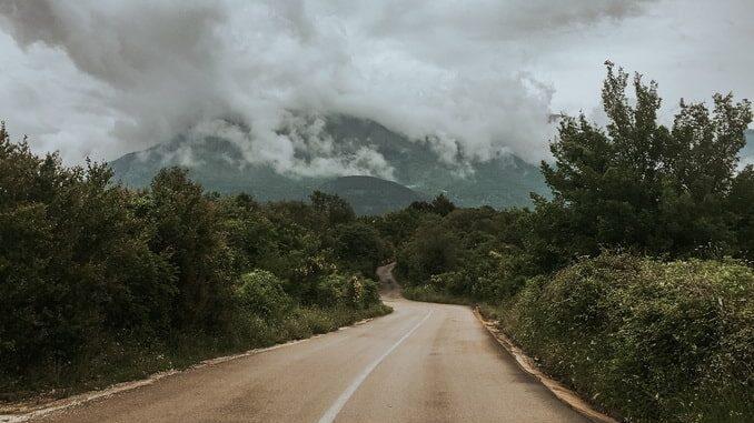Дорога - как добраться до Черногории на машине из Москвы?