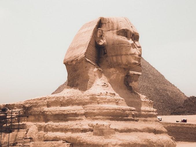 Великий Сфинкс нужно обязательно посмотреть в Египте