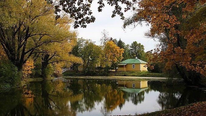 Усадьба Болдино - как добраться, фото Petropikon / Wikimedia Commons