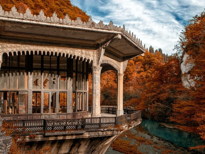 В Абхазию на машине из Москвы - насколько оправдано путешествие?