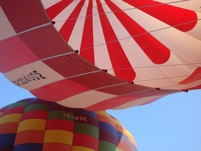 Воздушные шары в Каппадокии - когда лучше ехать, чтобы застать?