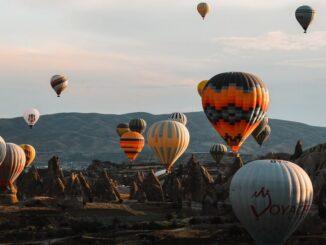 Когда лучше ехать в Каппадокию, чтобы полетать на воздушном шаре