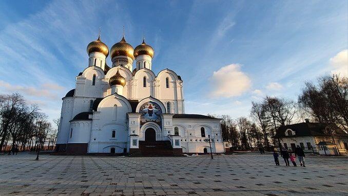 Ярославль - сколько ехать на машине из Москвы?