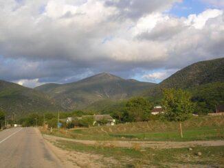 Дорога - расстояние от Симферополя до Алушты менее 70 км