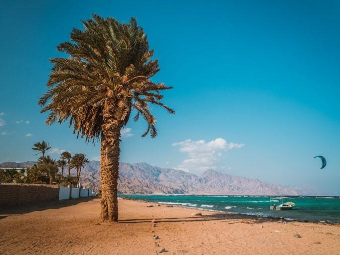 Дахаб - в начале ноября в Египте стоит прекрасная погода