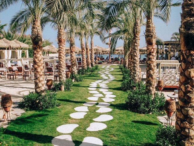 Отель в Египте в конце ноября