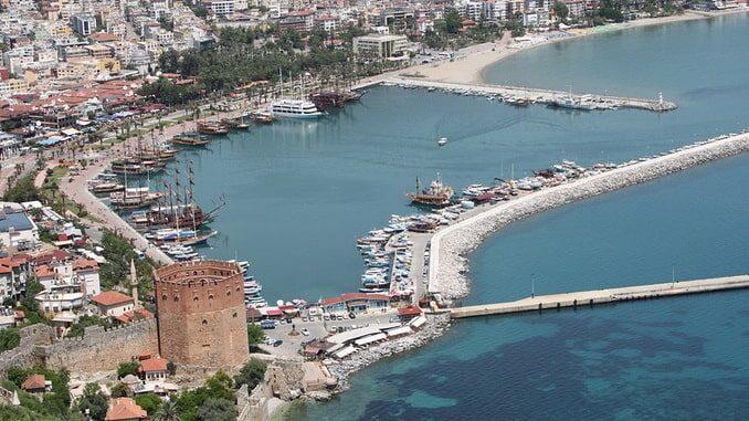 Порт - что можно посмотреть в Алании в Турции?