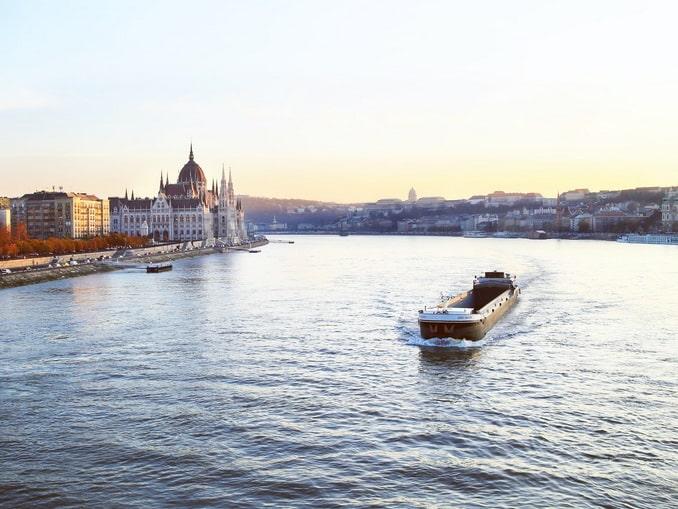 Будапешт в начале ноября наслаждается теплой погодой