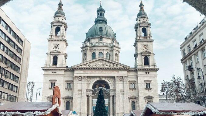 Декабрь - Рождество в Будапеште