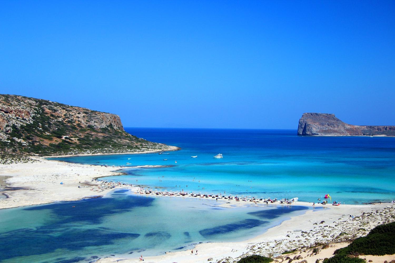 Балос - на Крите в октябре нужно много ездить
