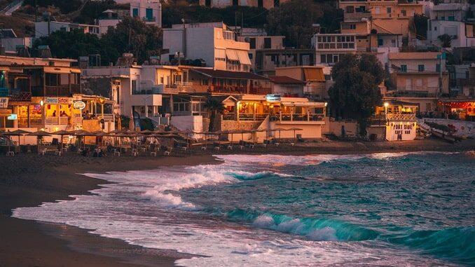 Матала - на Крит в октябре стоит ехать!