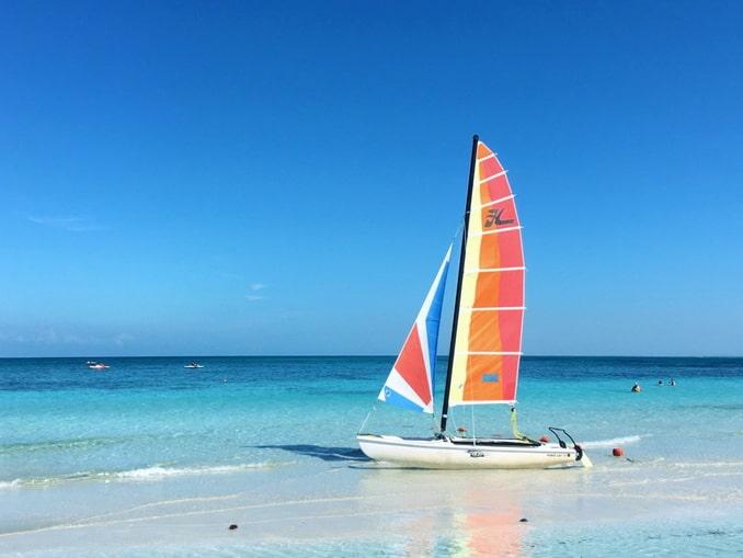 Пляжный отдых на Кубе в ноябре очень хорош