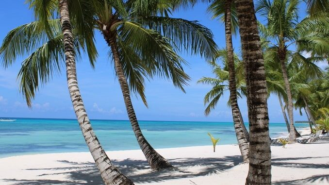Доминикана - погода в октябре не изобилует дождями