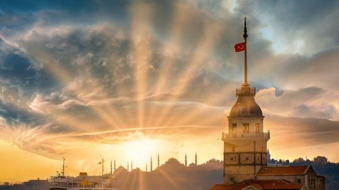 В декабре в Турции часто стоит теплая погода